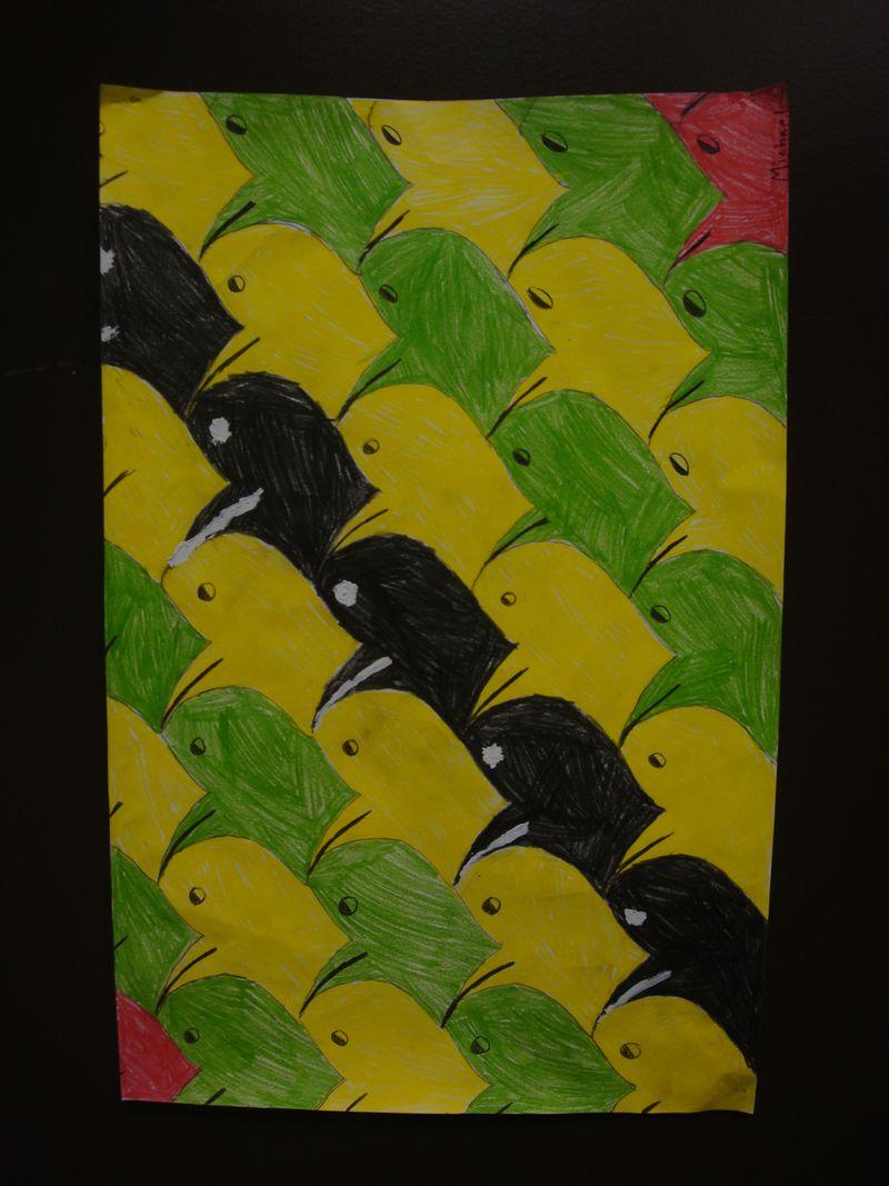 Terrific Tessellations! By Michael M. - Sope Creek Sun